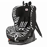 Britax Safefix Plus TT Car Seat Smart Zebra