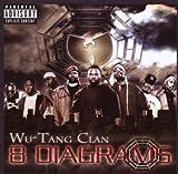 echange, troc Wu-Tang Clan - 8 Diagrams (CD + DVD)