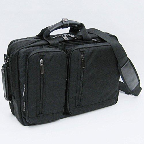 (ジャーメインギア) GERMANE GEAR PC収納機能付き 3WAY 2ルーム ビジネスバッグ 40cm 26426