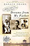 Image of Dreams from My Father: A Story of Race and Inheritance (Random House Large Print)