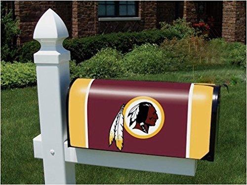 Redskins mailboxes washington redskins mailbox redskins for Car mailboxes for sale