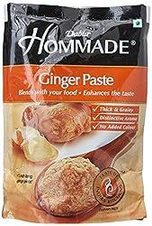 Dabur Hommade Ginger Paste, Pouch 200g