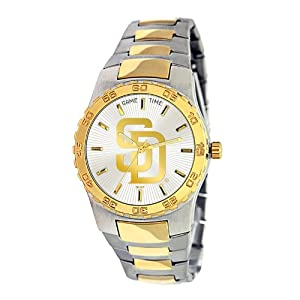 San Diego Padres Game Time Executive Wrist Watch by Game Time