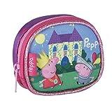 Peppa Pig - Monedero con cremallera (Copywritte 950402)