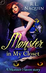 Monster in My Closet (A Monster Haven Story Book 1)