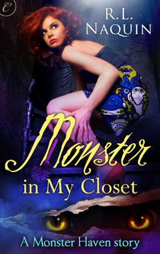 Monster in My Closet (Monster Haven Book 1)