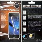 HR Wireless Pantech Jest TXT8040 Clear Screen Protector - Retail Packaging - Regular