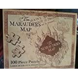 Universal Studios Wizarding World of Harry Potter Park Marauders Map Jigsaw Puzzle Lg 300 Pc. by universal
