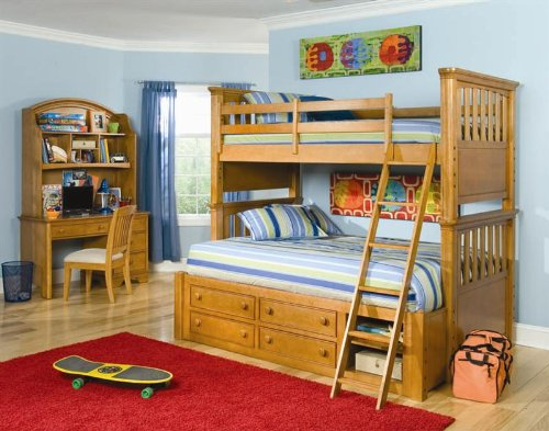 Buy Low Price 799 Sundance Twin Bunk Bed Bedroom Set by Legacy Classic Kids (B0030NGNVE)