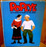 Popeye: The storybook based on the movie (0394846680) by Spinner, Stephanie