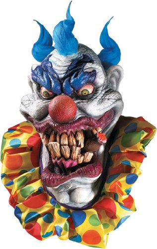 Boozer The Clown Deluxe Large Mask - Adult Size