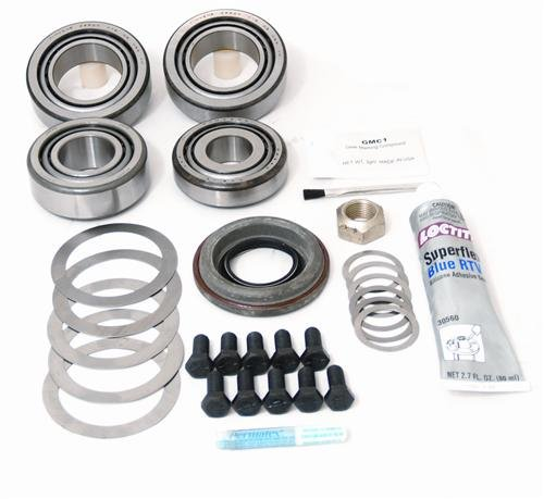 G2 Axle & Gear 35-2053 G-2 Master Installation Kit