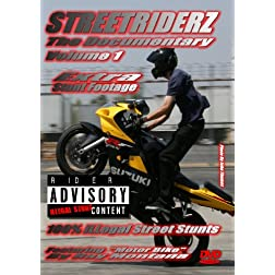 StreetRiderZ (The Documentary) Volume 1