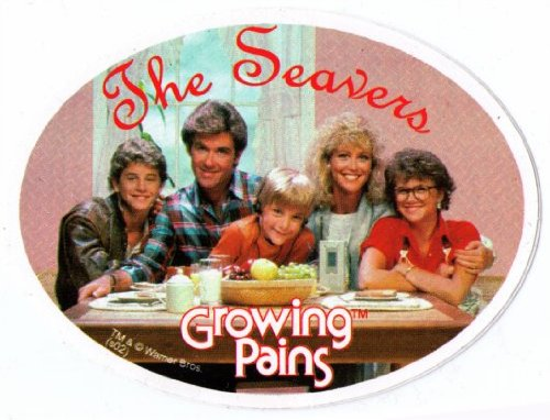 Growing Pains The Seavers Sticker