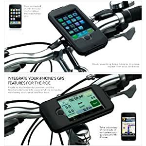 Tigra Bicycle Mount for Apple iPhone 3 g / 3GS Black