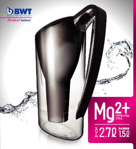 BWT ポット型浄水器 パーフェクトウォーター スリム 2.7L 価格:3,281円
