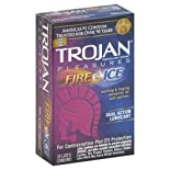 Trojan Latex Condoms, Premium, Dual Action Lubricant 10 condoms
