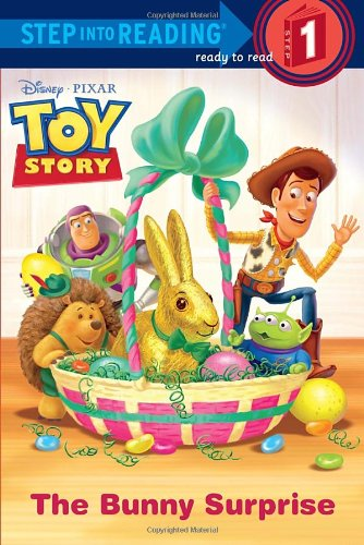 The Bunny Surprise (Disney/Pixar Toy Story) (Step Into Reading. Step 1)