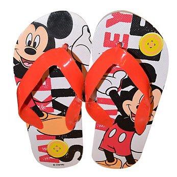 Infradito ragazzi Disney Mickey Mouse Flip Flop Ciabatte scarpe Mare