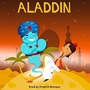 Aladdin Audiobook