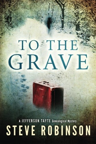 To The Grave (Jefferson Tayte Genealogical Mystery) back-13695