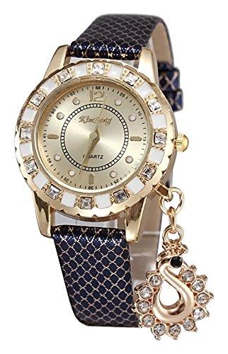 kaikso-in-art-und-weise-dame-kleid-uhren-schwan-hangende-armbanduhr-quarz-armband-armbanduhr-blau