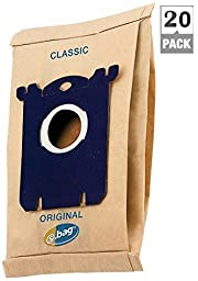 Electrolux EL200CQ s-Bag Classic (20 Bags.) by electrolux