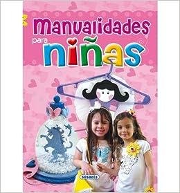 Manualidades para ni?as (Adivinanzas, chistes) (Paperback)(Spanish