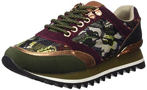 Gioseppo Donna NURMAN scarpe sportive Verde Size: 37