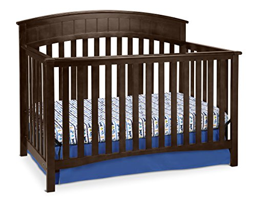 Graco Charleston Convertible Crib, Espresso
