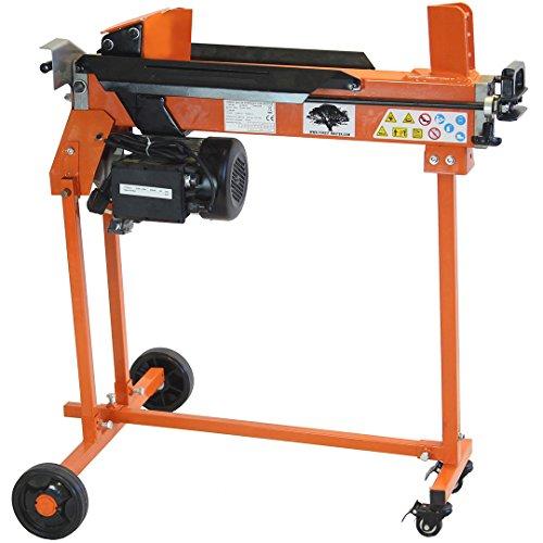 Forest-Master-Holzspalter-7-Tonnen-Brennholzspalter-inkl-Doppelklinge-Tisch-und-Rcklaufsperre-kontinuierlich-variabel-bis-zu-50-cm-im-Durchmesser--CE-zertifiziert