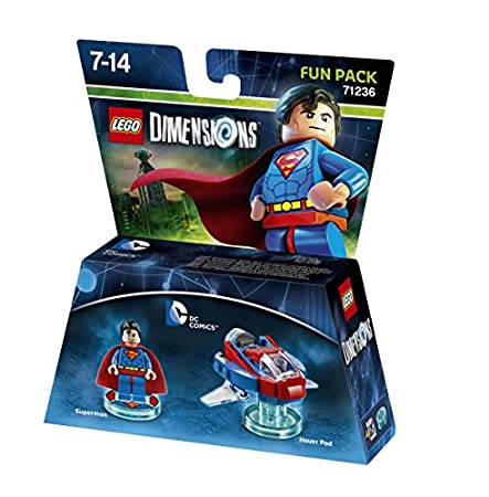 Lego Dimensions: Fun Pack DC Superman