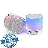 #5: Padraig Lg Compatible Ceritfied Mini Bluetooth Wireless Speaker (S10) ( Assorted Colour )