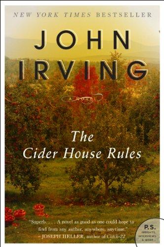 Bargain Alert: John Irving Novels