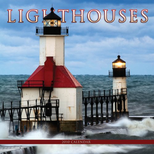 Lighthouses 2010 Calendar