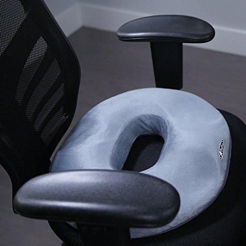 Aylio Donut Seat Cushion Comfort Pillow For Hemorrhoids