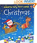 Very First Words: Christmas (Usborne...