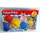 Fisher Price - Baby Bowling