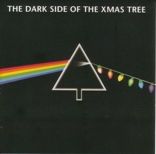 Original album cover of The Dark Side of the Christmas Tree by Various Artists