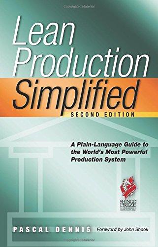 Lean Production Simplified, Second Edition: A Plain-Language