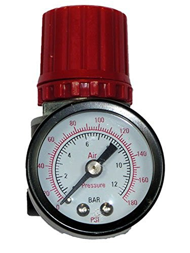 Stanley Bostitch Air Compressor Replacement Pressure Regulator #AB-9051114