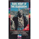 Dark Night of Scarecrow [VHS] ~ Charles Durning