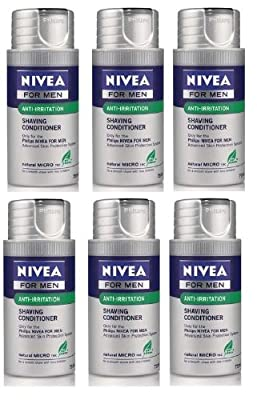 Cheapest 6 X Philips HS800 Nivea Shaving Conditioner Moisturising Balm For Men by Slamtechonline - Free Shipping Available
