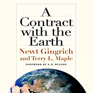 A Contract with the Earth | [Newt Gingrich, Terry L. Maple]