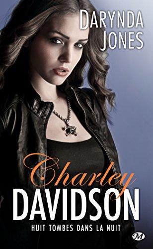 Charley Davidson, tome 8 : Huit tombes dans la nuit 512xbvkvYpL