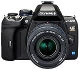 Olympus E-620 Digital SLR Camera (14-42mm & 40-150mm Lens Kit)