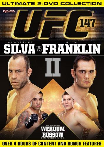 UFC 147: Silva vs Franklin 2 [DVD]