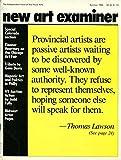 img - for New Art Examiner, v. 12, no. 10, Summer 1985 book / textbook / text book