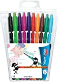 Papermate Reynolds 048 Stylos Billes Couleurs assorties Pochette de 10