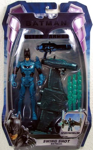 Mattel BATMAN SWING SHOT Figure